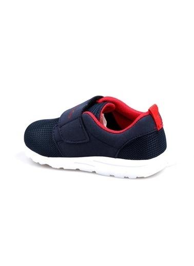 Cool 20-S22 Lacivert Erkek Çocuk Bebe Fileli Günlük Spor Ayakkabı Lacivert